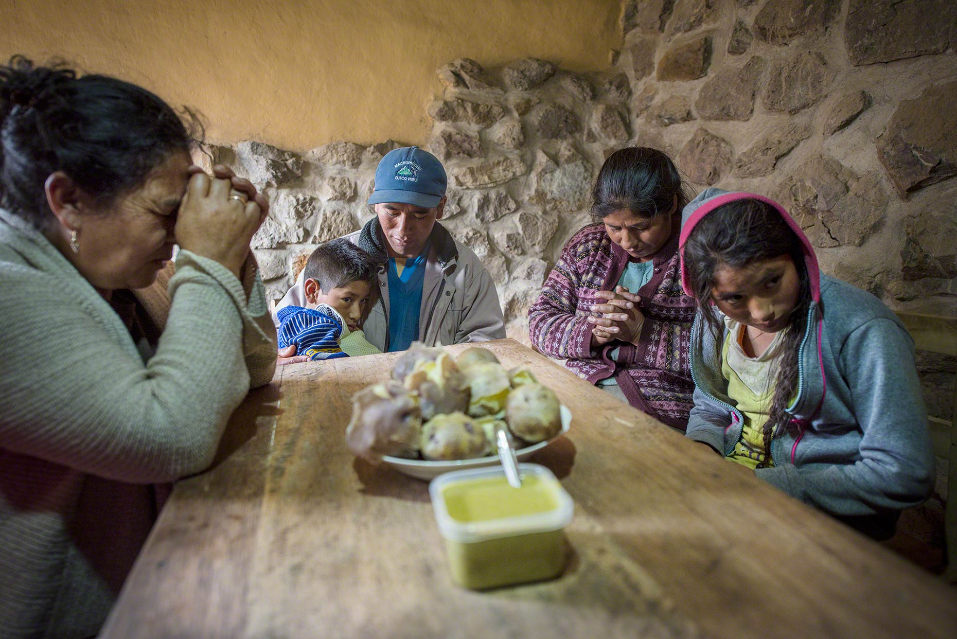 Gracias a papas